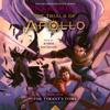 Rick Riordan - The Trials of Apollo, Book Four: The Tyrant's Tomb (Unabridged)  artwork