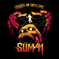 Sum 41 - Order In Decline artwork