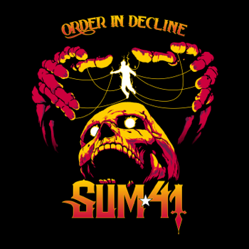 Order In Decline Sum 41 album songs, reviews, credits