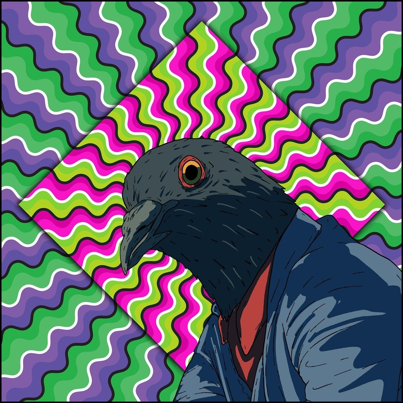 Bird Problems – Pigeon Superstition [single] (2020)