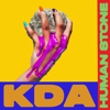 KDA - The Human Stone (feat. Angie Stone) [Extended Mix] ilustración