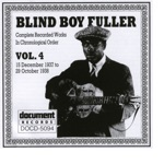 Blind Boy Fuller - Pistol Slapper Blues