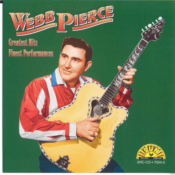 Webb Pierce - I'm Tired