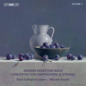 Masato Suzuki & Bach Collegium Japan - Bach: Concertos for Harpsichord & Strings, Vol. 1