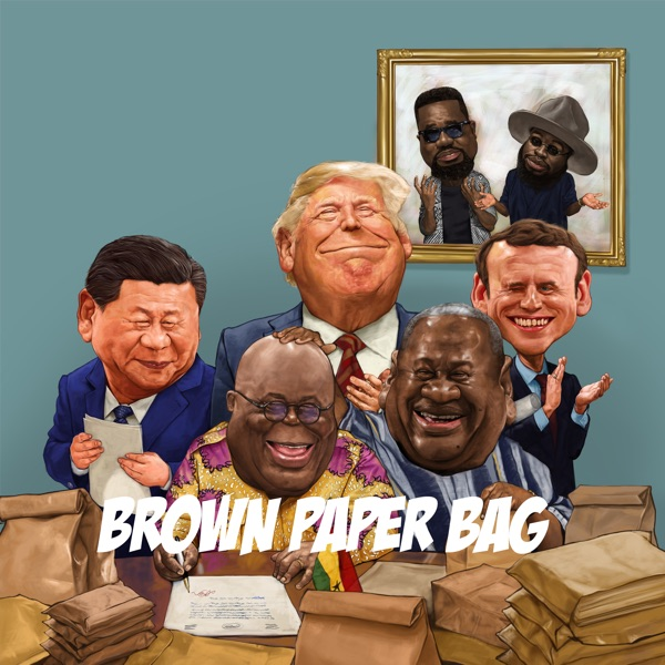 Brown Paper Bag (feat. M.anifest) - Single
