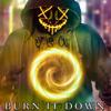Fabvl & Divide Music - Burn It Down (My Hero Academia) artwork