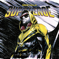 Emis Killa - Supereroe (Bat Edition) artwork