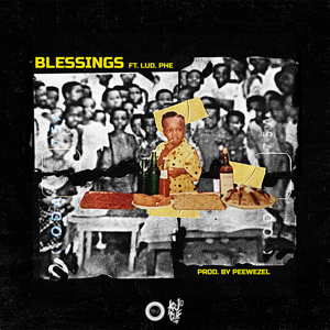 Ko-jo Cue - Blessings feat. Lud Phe