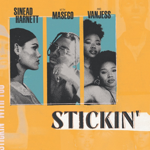 Stickin' (feat. Masego & VanJess) - Single