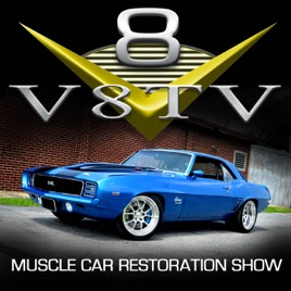 V8TV: 1970 Chevrolet Camaro Z28 : Muscle Car Of The Week Video