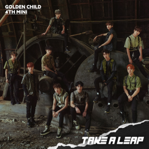 Golden Child 4th Mini Album : Take a Leap