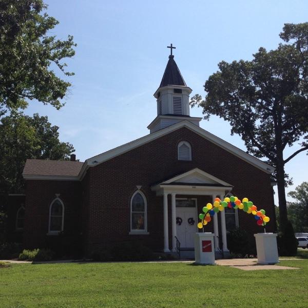 Central Baptist Church - Church Road, VA