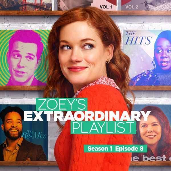 Zoey's Extraordinary Playlist: Season 1, Episode 8 (Music From the Original TV Series) - EP