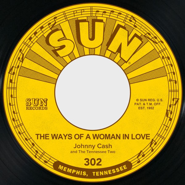 The Ways of a Woman in Love / You're the Nearest Thing to Heaven - Single