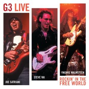 Yngwie Malmsteen, John Petrucci, Joe Satriani, Steve Vai & Eric Johnson - Rockin' In the Free World