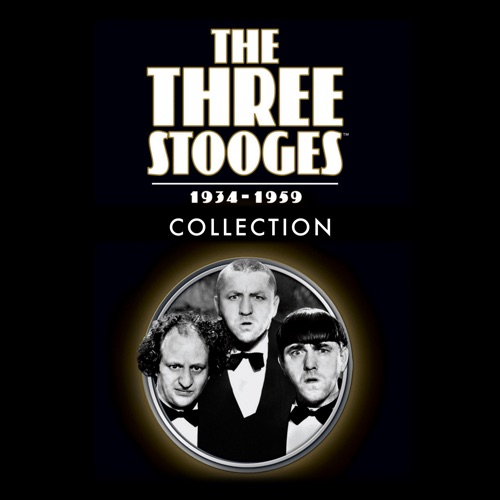 The Three Stooges: The Complete Series movie poster