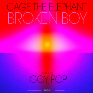 Cage the Elephant - Broken Boy feat. Iggy Pop