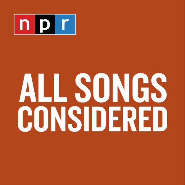 All Songs Considered de NPR no Apple Podcasts