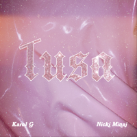KAROL G & Nicki Minaj - Tusa artwork
