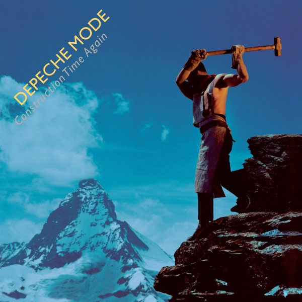 Depeche Mode mit Work Hard