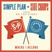 Simple Plan - Where I Belong (feat. We the Kings)