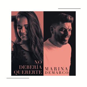 MARINA - No debería quererte feat. Demarco Flamenco