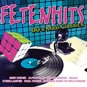 Verschiedene Interpreten - Fetenhits 80's Maxi Classics