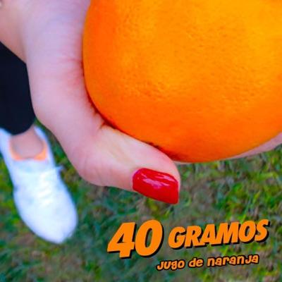 Jugo de Naranja - 40 gramos