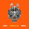 RIKI & Reik - Resulta artwork