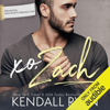 Kendall Ryan - xo, Zach (Unabridged)  artwork