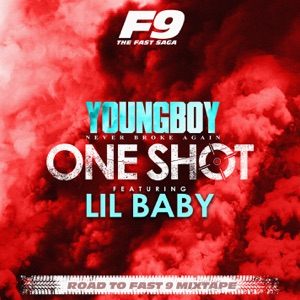 YoungBoy Never Broke Again - One Shot feat. Lil Baby