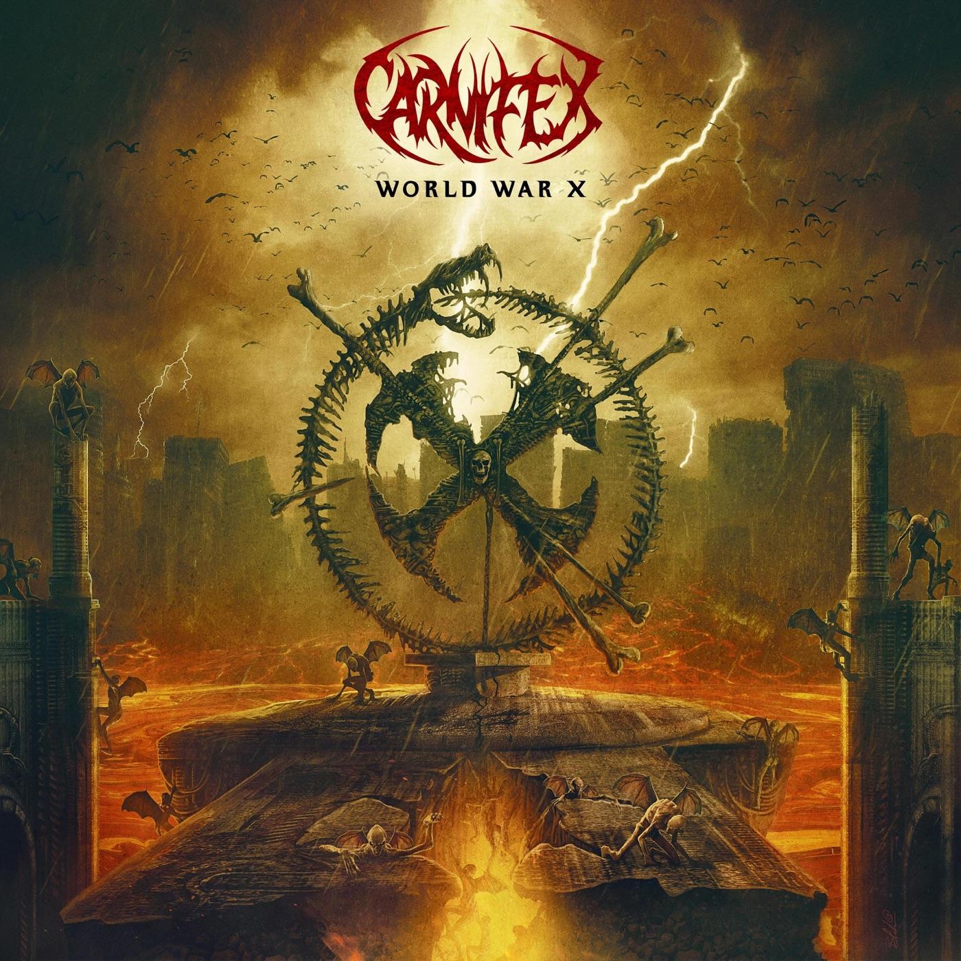 Carnifex - World War X [Single] (2019)