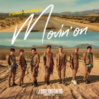 三代目 J SOUL BROTHERS from EXILE TRIBE - Movin' on artwork