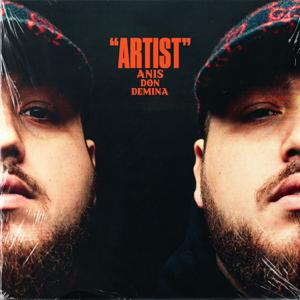 """Anis Don Demina - """"ARTIST"""" - EP"""