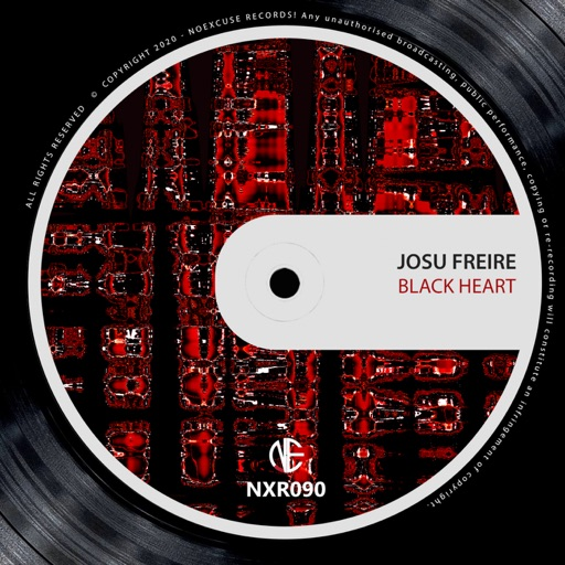 Black Heart - Single by Josu Freire