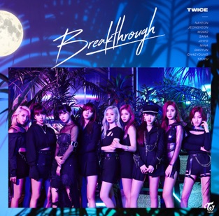 TWICE – Breakthrough – EP [iTunes Plus AAC M4A]