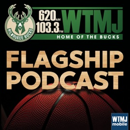 cb0367ec2a89 5-10-19 John Mercure visits the Bucks Pro Shop The WTMJ Bucks Flagship  Podcast
