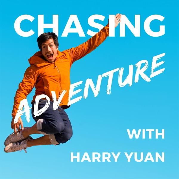 Chasing Adventure with Harry
