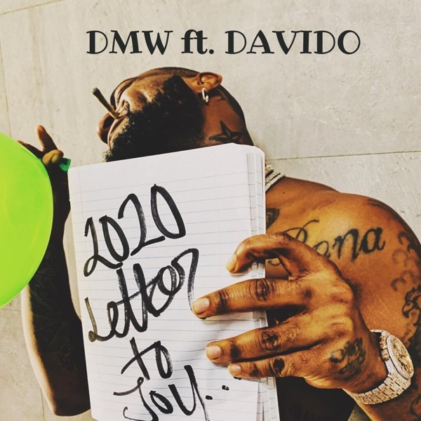 2020 Letter to You (feat. Davido) - Single