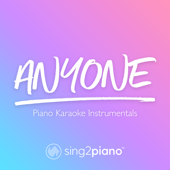 [Download] Anyone (Originally Performed by Demi Lovato) [Piano Karaoke Version] MP3