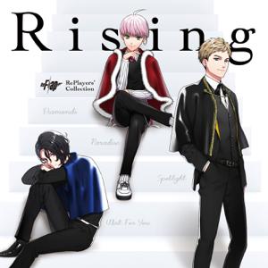 鷹宮陽向(CV:松岡侑李)、五百雀玲於奈(CV:天月)、孔雀石麗司(CV:熊谷健太郎) - ReFlap Rising RePlayers'Collection