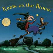 Room on the Broom (Unabridged)