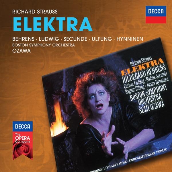 Richard Strauss: Elektra (Live at Boston Symphony Hall, 1988)