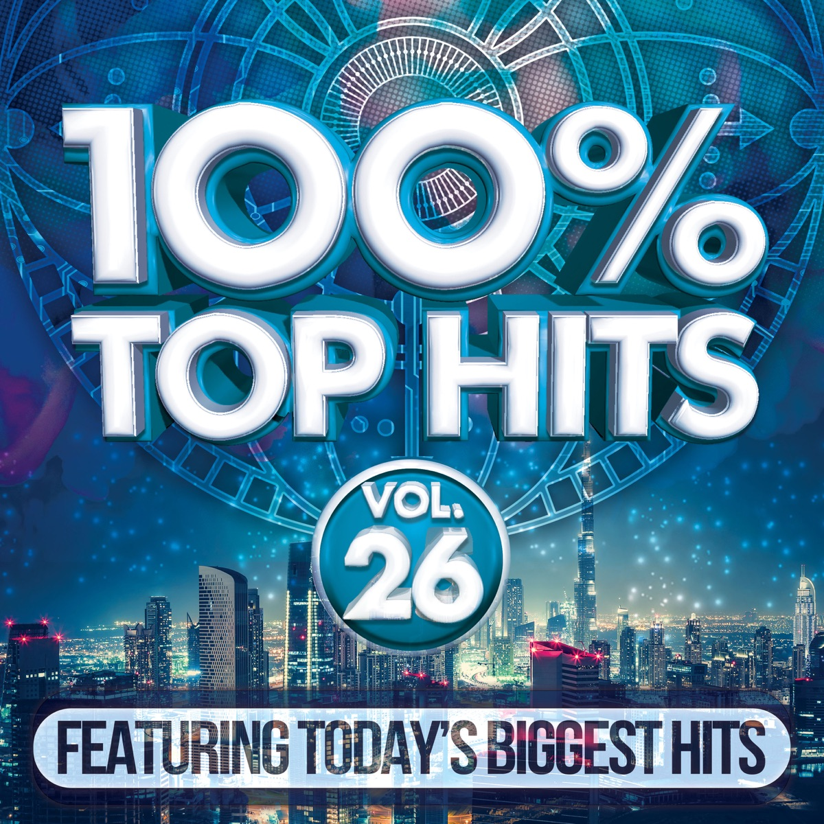 100 Top Hits Vol 26 Various Artists CD cover