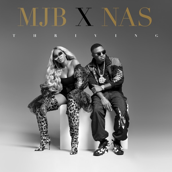 Thriving (feat. Nas) - Single