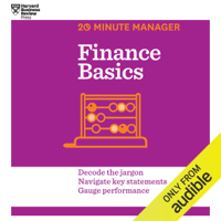 Finance Basics (Unabridged)