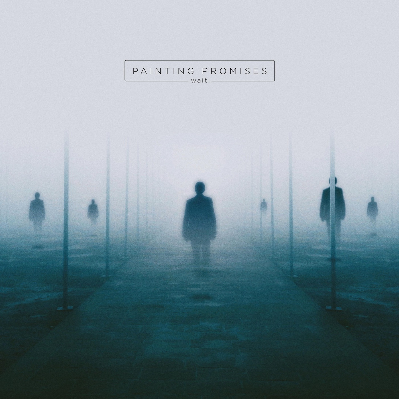 Painting Promises - Wait. [single] (2020)