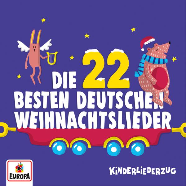 Beste Weihnachtslieder Aller Zeiten.Die 22 Besten Deutschen Weihnachtslieder Von Lena Felix Die Kita Kids