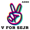 ADHD - V for Sejr artwork
