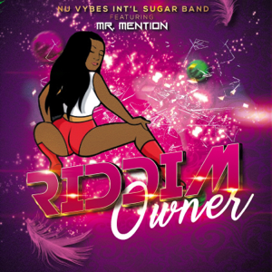 Nu Vybes INT'L Sugar Band - Riddim Owner feat. Mr Mention